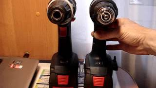 Bosch GSR/GSB 18 V-LI и 18 V-EC - подсветка