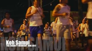 Samui Midnight Run 2017