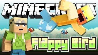 Minecraft: Flappy Bird Mini Game (InTheLittleChallenge)