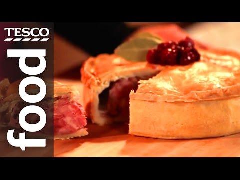 Christmas Recipes: how to make Christmas pork pie