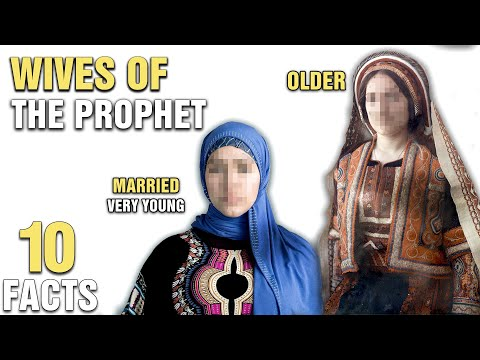 10 Surprising Wives Of The Prophet Muhammad