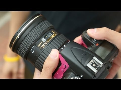 16mm - We're trying to review the lens with the longest name in the world. In this video, we take a look at a Tokina lens that could be a cheap alternative to those...