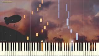 Emerald (Ноты и Видеоурок для фортепиано) (piano cover)