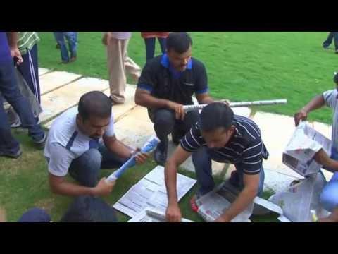 Video Team Building Games Kochi, Kerala, India - Newspaper Bridge download in MP3, 3GP, MP4, WEBM, AVI, FLV January 2017