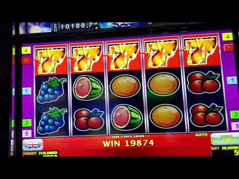 SIZZLING HOT DELUXE WIN - WIN ASTRA, ADMIRAL CASINO