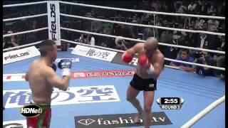 Takiego napi*rdalania się jeszcze nie widziałem! Mike Zambidis vs Chahid czyli Legendarna walka K1!