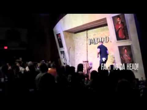 Funny Man Comedian Gary Owen Sell Out Shows (Ft Lauderdale Improv 2013)
