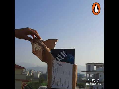 Booknerds Unboxing   Cocrete Rose   Angie Thomas   Penguin India