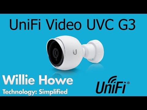 Ubiquiti Networks - UniFi Video G3 UVC - Unboxing