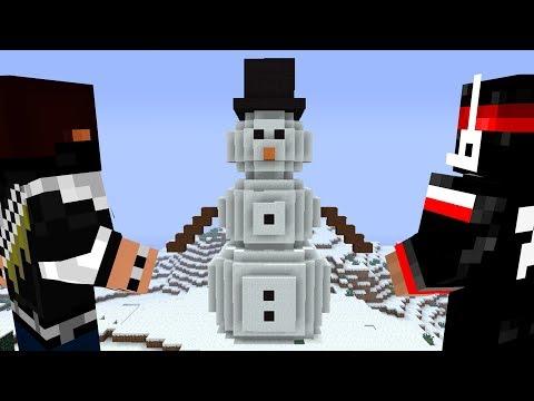 Minecraft [Прохождение Карты] - Новогодние приключения :D