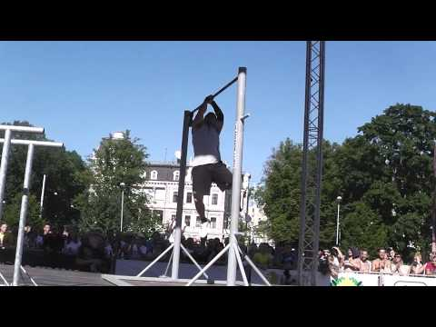 Street Workout World Championship 2013 – Matteo Deuanuis Spinazzola – Final