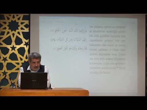 Tuncer Namlı - Mümin Suresi (01-20) Ayetlerin Tefsiri