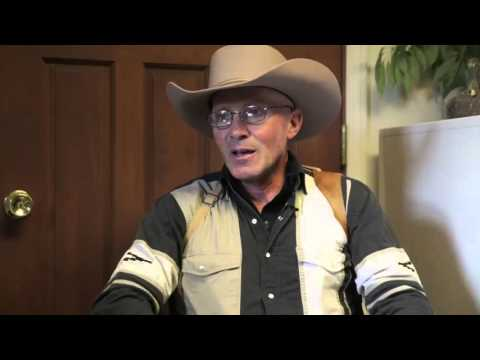 On day before his death, Robert 'LaVoy' Finicum spoke about potential encounters with feds видео