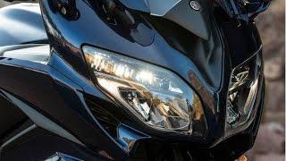 9. Review, 2016 Yamaha FJR1300A And FJR1300ES