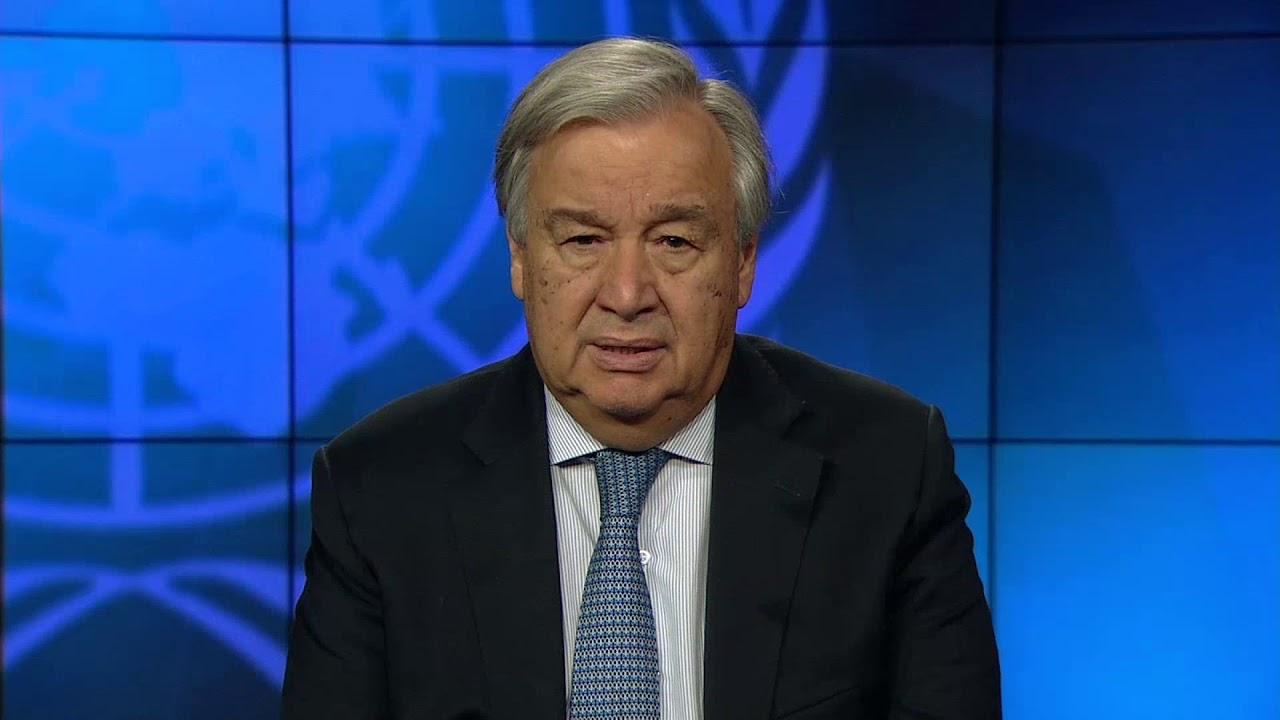 Послание главы ООН по случаю Дня психического здоровья