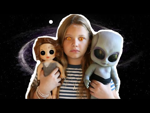 Something is Wrong With Her! Alien Baby is Controlling Aubrey! Is The Doll Maker Coming?