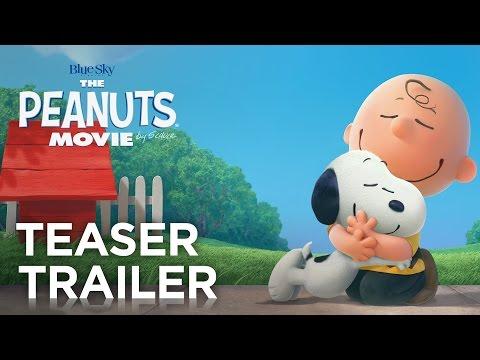Peanuts Teaser Trailer