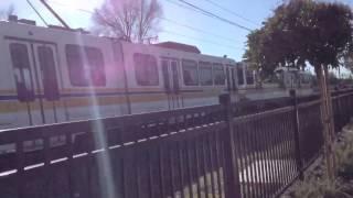 Sacramento RT Light Rail #125 Pass
