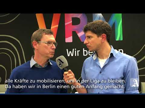 Interview mit dem Mainz 05-Vorsitzenden Stefan Hofm ...