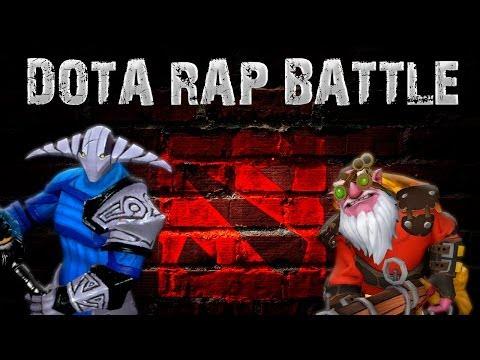 Dota Rap Battle: Sven vs Sniper