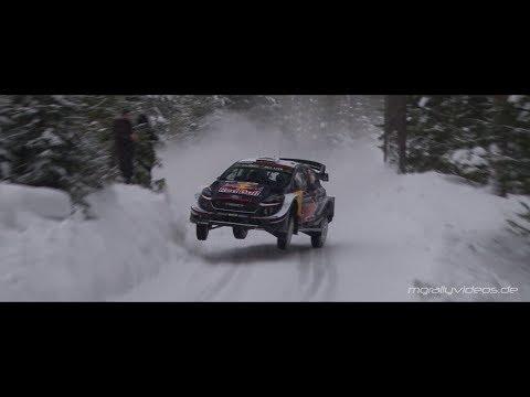 Rally Sweden 2018 [HD]
