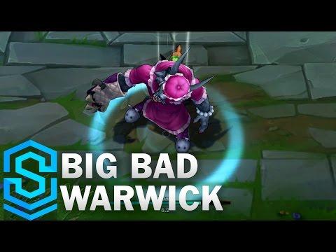Warwick Bà Ngoại - Big Bad Warwick