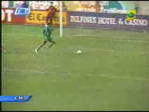 Soccer Blooper futbol footbal - GERMAN CARTY