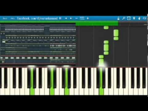 varuns tutorial - I have gotten so many requests to do Piano tutorials for Baarish (yaariyan). This is the second Video In My Music Theory tutorials. Hope You all Like It.. Fo...