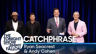 Video Catchphrase with Ryan Seacrest and Andy Cohen MP3, 3GP, MP4, WEBM, AVI, FLV Desember 2018
