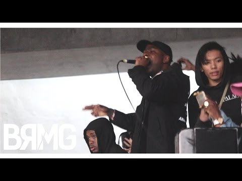 SKEPTA SUPRISE SHUTDOWN SHOW | SHOREDITCH  APRIL 31, 2015 (FULL PERFORMANCE) @Skepta