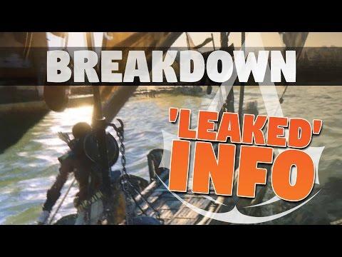 Assassin's Creed Empire/Origins - 'Leaked' Information Breakdown