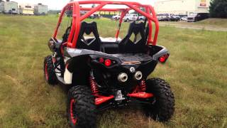 10. 2015 Can Am Maverick XXC