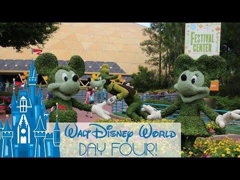, title : 'Walt Disney World - Day 4: Dark Side Half Marathon II Flower & Garden II Figment II Biergarten'