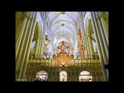 Toledo's Cathedral – Spain