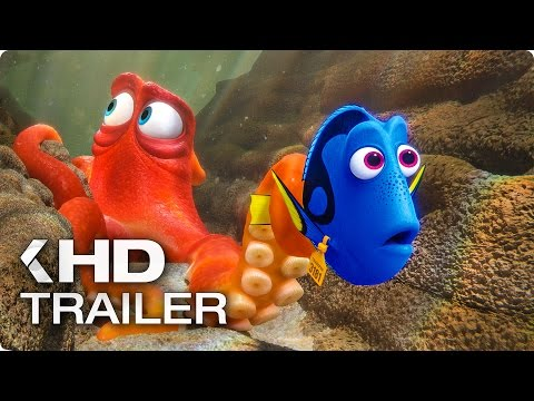 FINDET DORIE Trailer German Deutsch (2016)