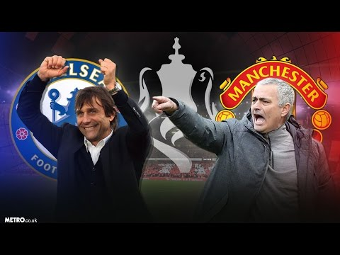 Chelsea vs Manchester United 1 0   All Goals & Highlights   FA Cup 13 03 2017 HD