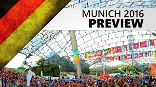 Munich Bouldering World Cup 2016 | Preview by OnBouldering