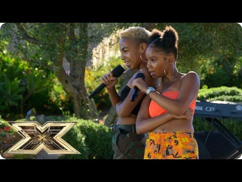 A Star girls are getting big for their boots | Judges' Houses | The X Factor UK 2018
