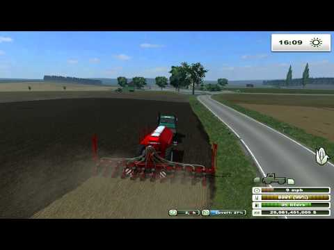 Farming Simulator 2013 on Holzhausen Agriculture Forestry map pt11
