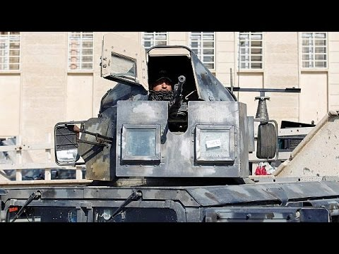 Μοσούλη: Τρεις συνοικίες στο ανατολικό μέτωπο ανακατέλαβαν οι ιρακινές δυνάμεις