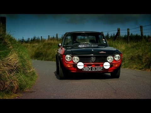 A collection of Lancias – Now in Full HD – Top Gear Series 14 – BBC