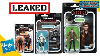 Video STAR WARS TOY NEWS LEAKED IMAGES OF THE VINTAGE COLLECTION WAVE 2 ACTION FIGURES AND TIE FIGHTER MP3, 3GP, MP4, WEBM, AVI, FLV Juli 2018