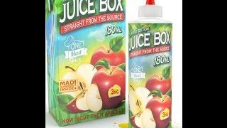 One Hit Wonder E-liquid | The Juice Box | E-juice Review