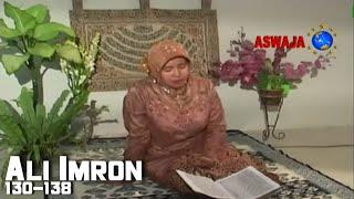 Video Hj. Maria Ulfah - Ali Imron 130-138 MP3, 3GP, MP4, WEBM, AVI, FLV Juni 2018