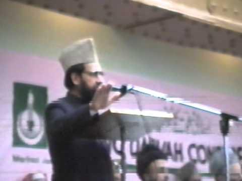 Islamic Dawah Conference (Urdu) Green Lane Masjid - Pt.3