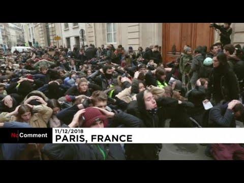 Frankreich: Schülerproteste gegen Bildungsreform in Fra ...