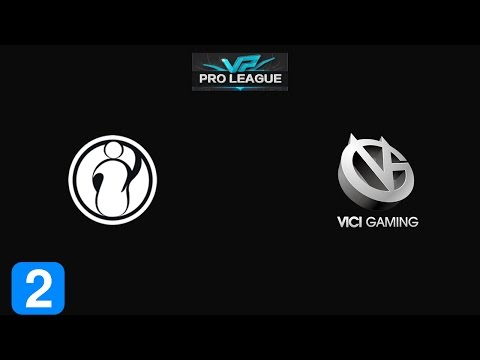 Highlights Invictus Gaming vs Vici Gaming Game 2- VPGame Pro League