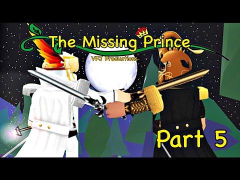 "🌹""The Missing Prince""🌹~Roblox Mini Movie (Adopt me Roleplay)~PART 5~~VikingPrincessJazmin"
