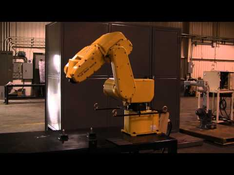 FANUC LR Mate 200iB Table-Top Robot