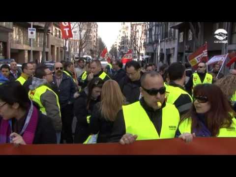Huelga de transporte en Barcelona a partir del 20 de marzo